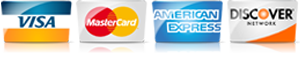 For AC in Phillips WI, we accept most major credit cards.